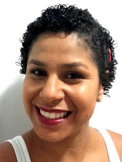 blog sobre cabelos cacheados transição capilar