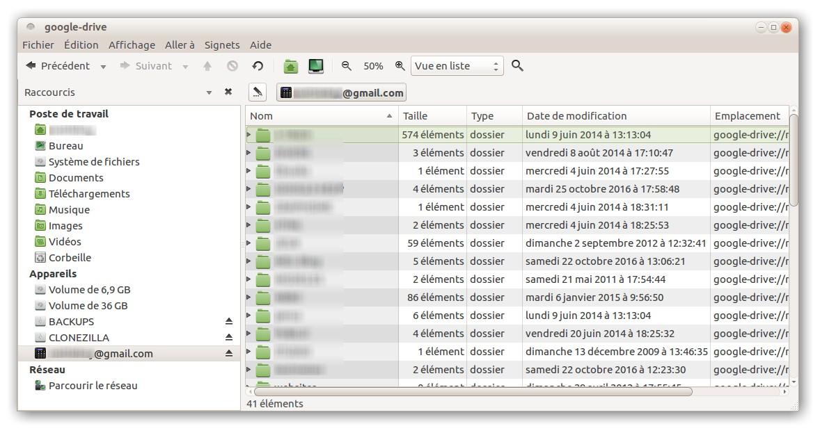 TuxNotes: Tout votre Google Drive dans votre gestionnaire de