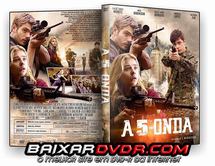A 5ª ONDA (2016) DUAL AUDIO DVD-R OFICIAL