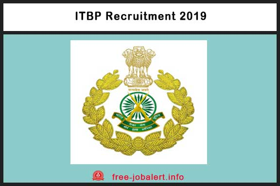 ITBP Recruitment 2019: India Tibet Border Police Force Recruitment Invited 496 applications for Medical Office