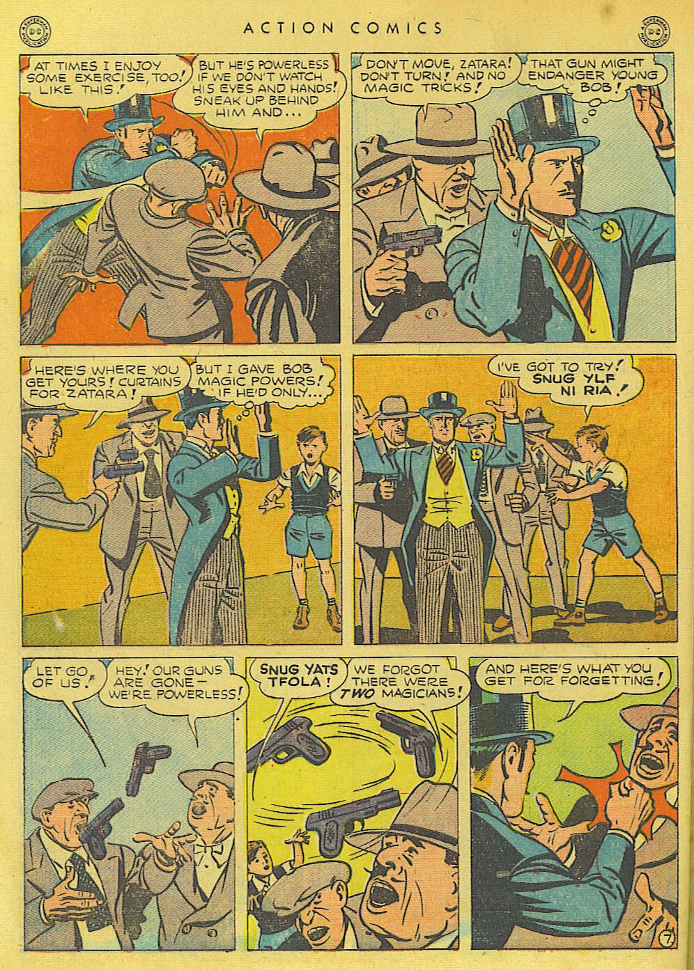 Action Comics (1938) 85 Page 46