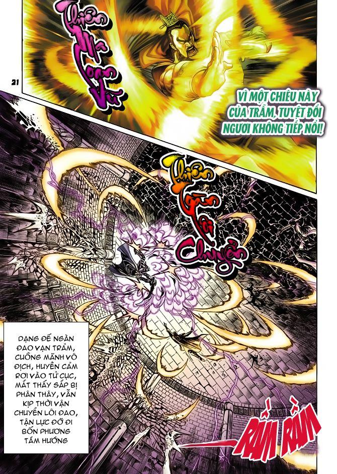 Đại Đường Uy Long chapter 52 trang 20