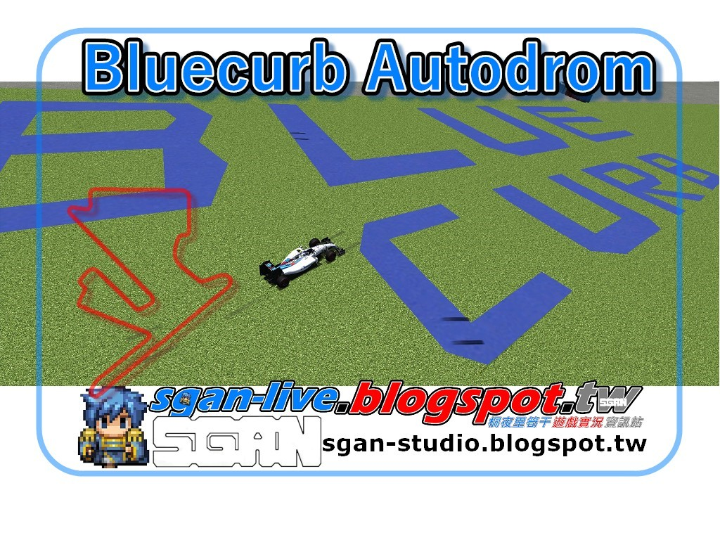 Bluecurb Autodrom