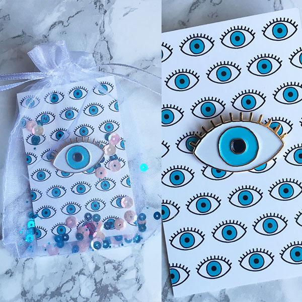 pin the blue eye - photo #31