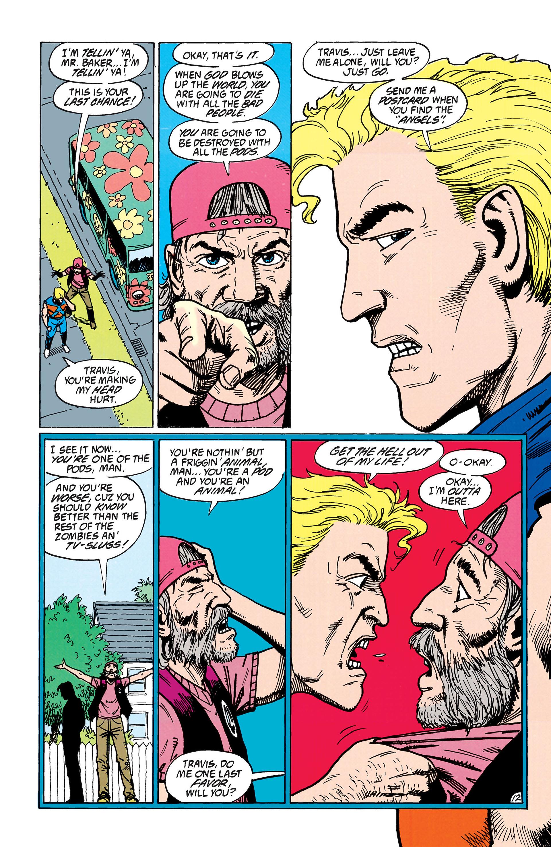 Read online Animal Man (1988) comic -  Issue #38 - 13
