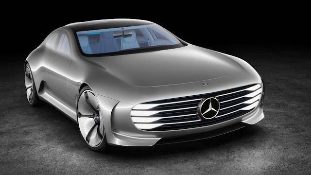 Bbb News Mercedes Benz Reveals Futuristic Car Concept Check It Out Photos