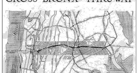 Hip Hop Culture : Robert Moses and the Cross Bronx Expressway