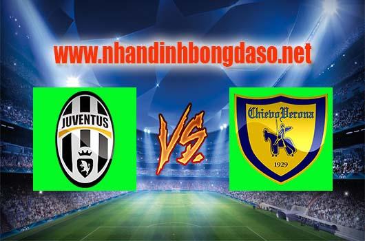 Nhận định bóng đá Juventus vs Chievo, 01h45 ngày 09-04