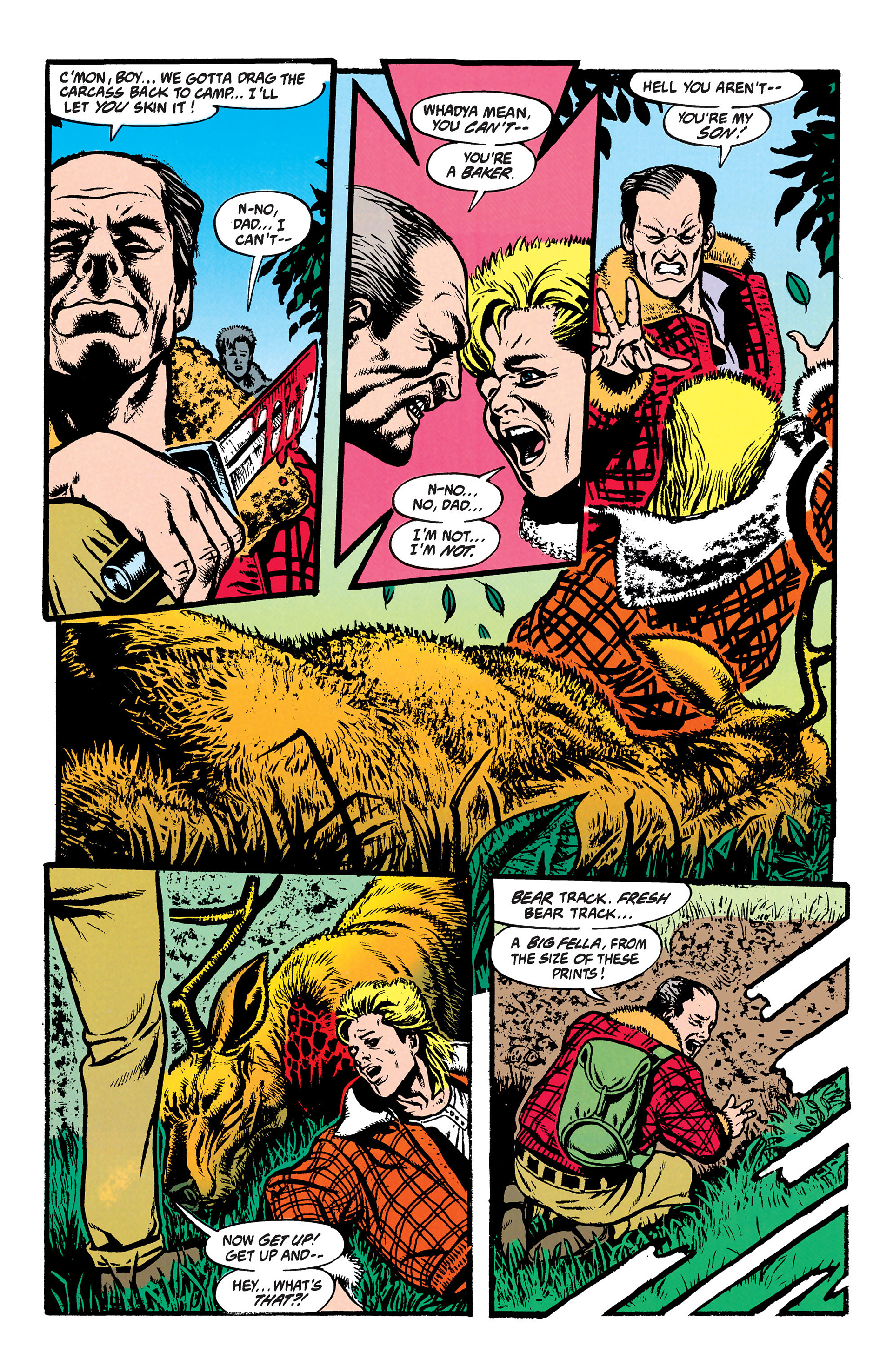 Read online Animal Man (1988) comic -  Issue #46 - 11