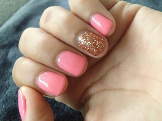 Fashionable Nail Art Ideas: Famous Gel Nails Art Designs