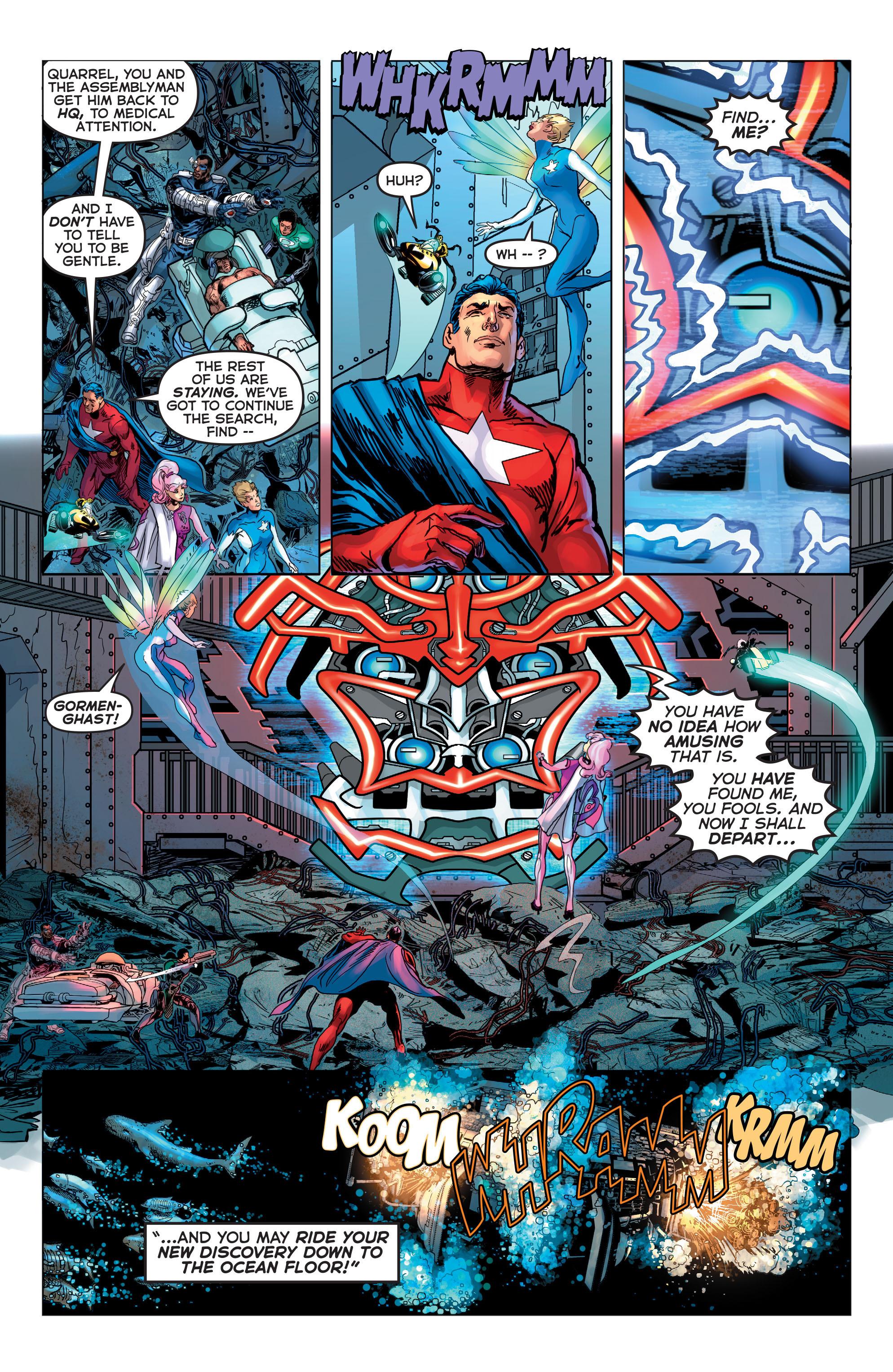 Read online Astro City comic -  Issue #21 - 7