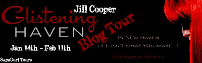 Blog Tour: Glistening Haven by Jill Cooper *Review*