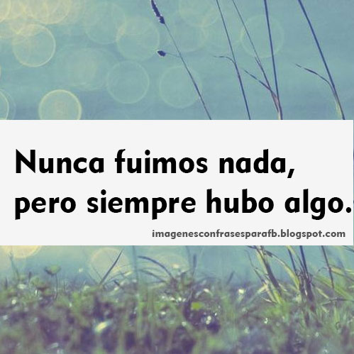 Frases para amores inposibles
