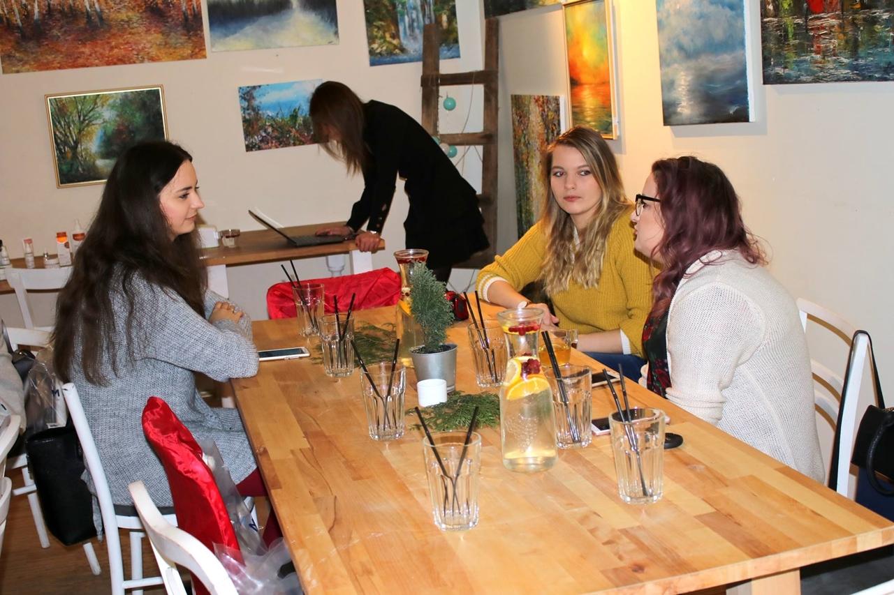 2 spotkanie blogerek mikołajki łódź 2017 akademia urody melodylaniella łódź blog beauty lifestyle fashion moda kulinaria instagram łódź influencer