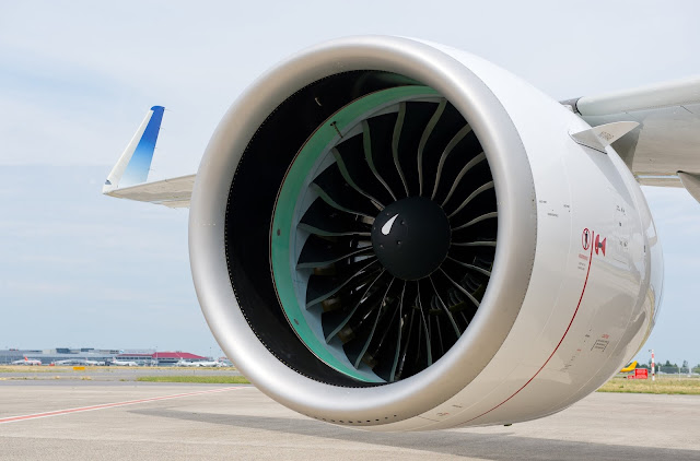 Airbus A320neo Pratt & Whitney Engine Up Close