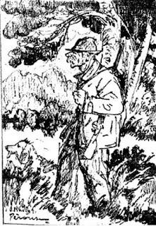 Le Tienne, chasseur d'Auvergne