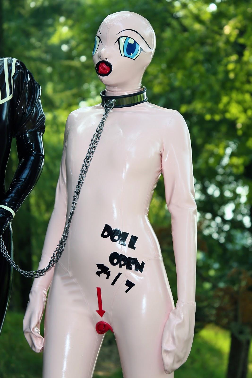 Rubber Doll Porn Pics