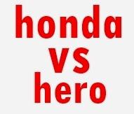 Honda murah ancam Hero