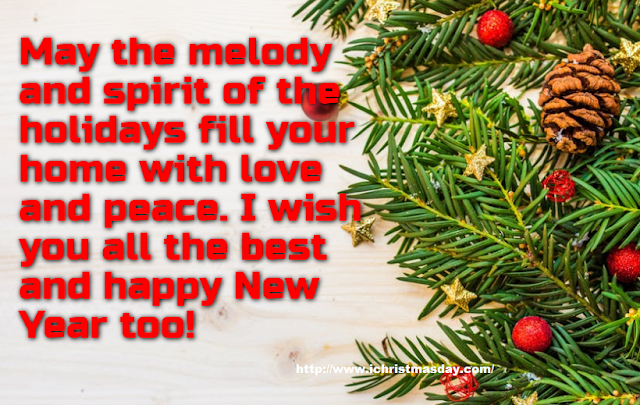 Wish You a Merry Christmas Messages