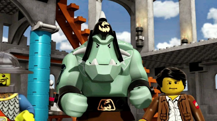 Watch Online Hollywood Movie Lego The Adventures of Clutch Powers (2010) In Hindi English On Putlocker