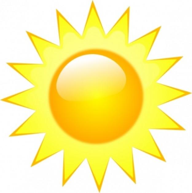 clipart of sun - photo #31