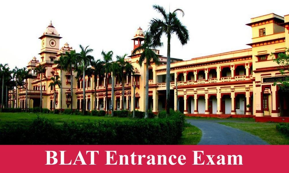 Blat Entrance Exam 2018 BHU