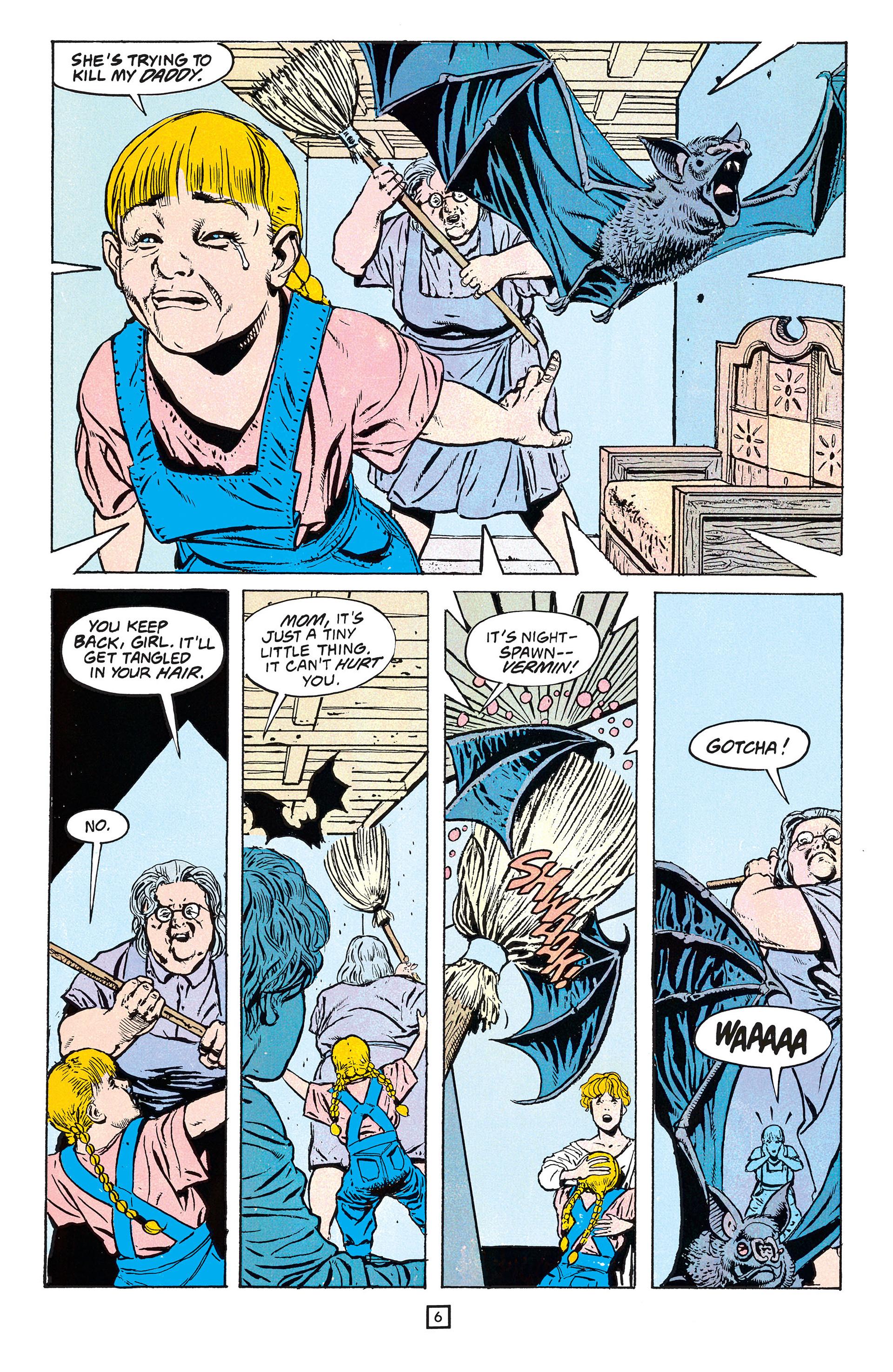 Read online Animal Man (1988) comic -  Issue #54 - 7