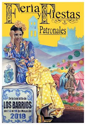 Los Barrios - Calle 15 de Mayo - Feria de San Isidro 2019 - Carlos Contreras García
