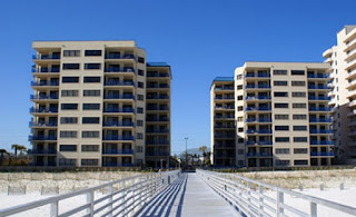 Four Seasons Condominium Orange Beach Alabama