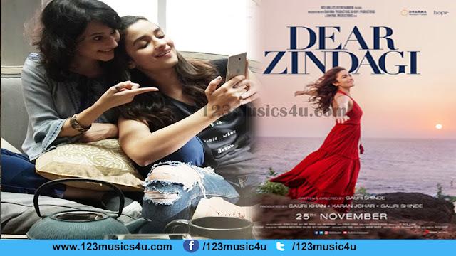 Dear Zindagi Hondi movie
