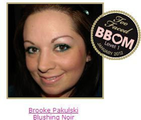 Too Faced Beauty Blogger of the Month for January 2012