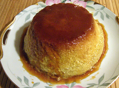 Whole Molded Flan