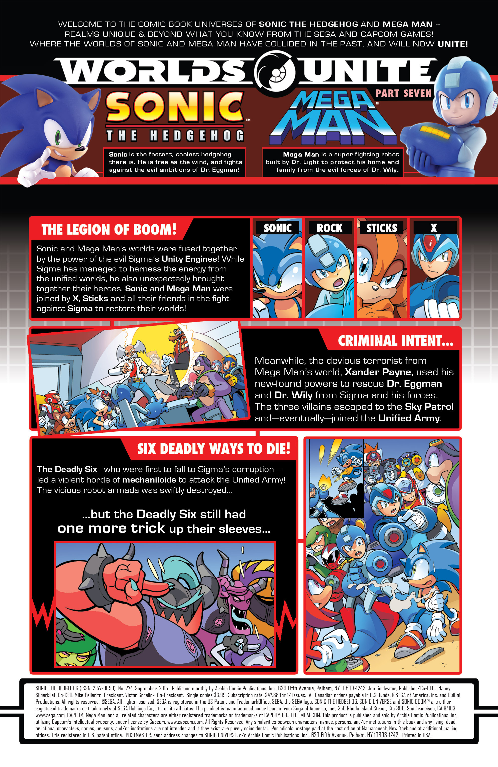 Sonic The Hedgehog (1993) 274 Page 2
