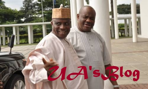 No Regrets Supporting Tambuwal, But I'm Now With Atiku - Gov. Wike