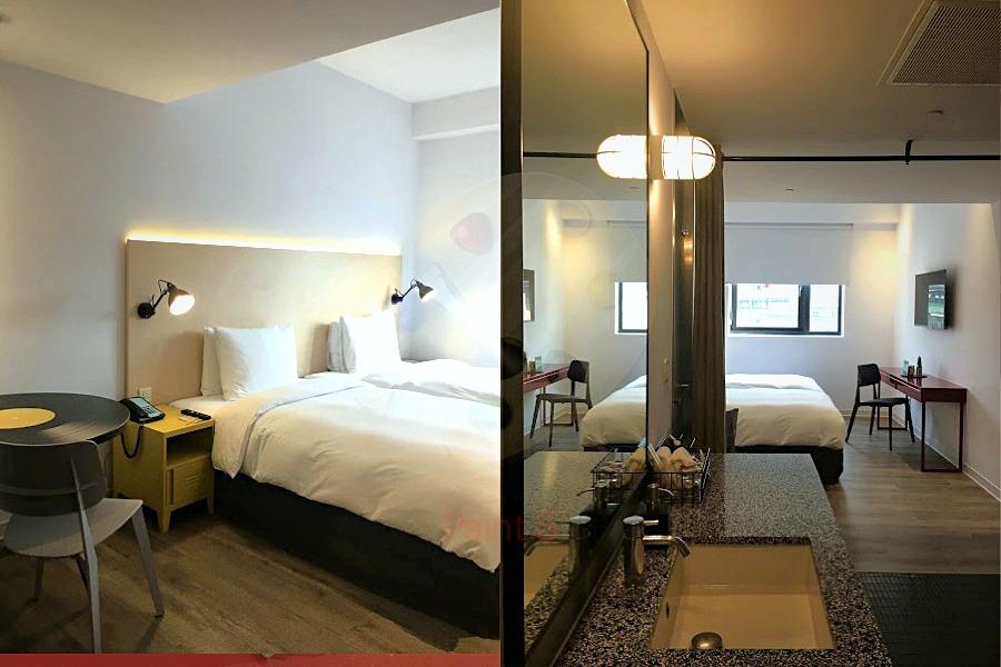 hotel in taipei