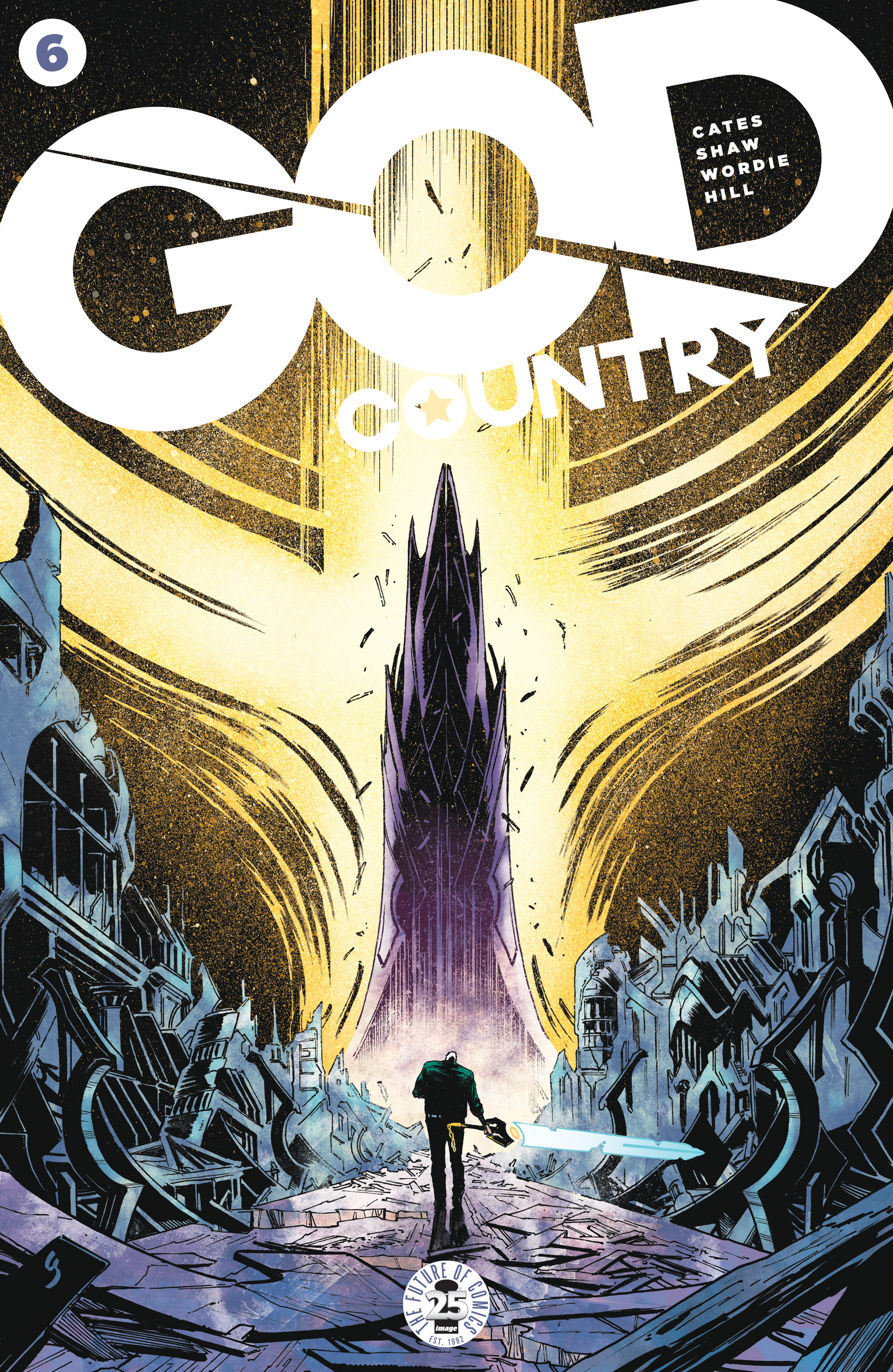 Read online God Country comic -  Issue #6 - 1