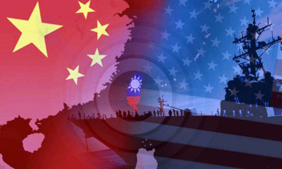 2019: Trung cộng sẽ xâm chiếm Đài Loan?