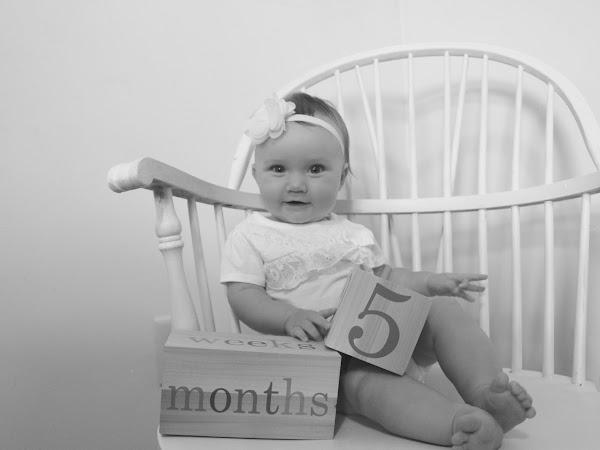 Five Months of Rowan Christine
