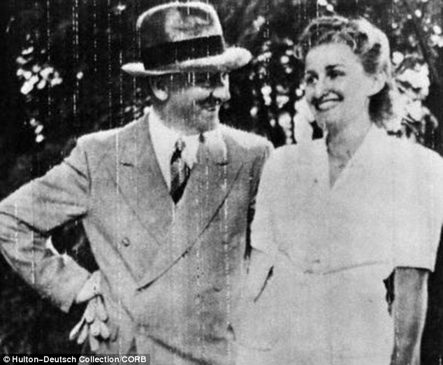 Adolf Hitler Eva Braun worldwartwo.filminspector.com