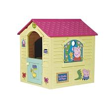 Info juguetes casita para jard n de peppa pig for Casita de juguete para jardin