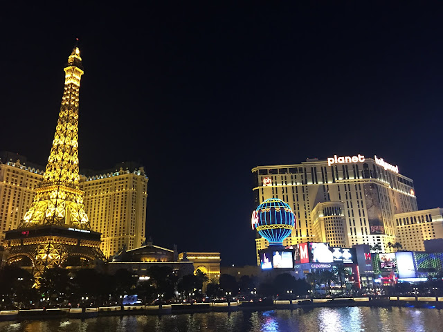 Strip - Las Vegas Boulevard.