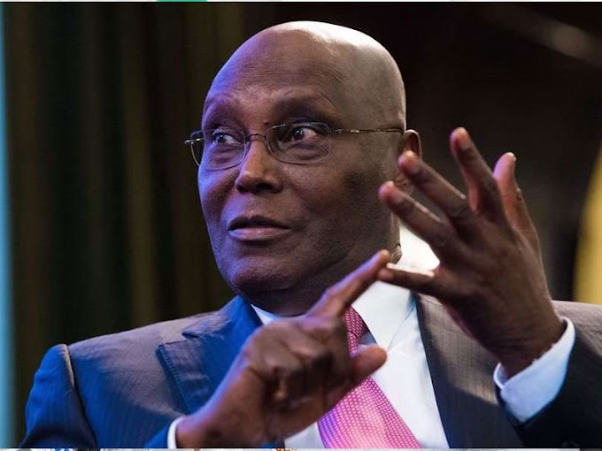 'I Challenge You To Report Me To EFCC' - Atiku Tells Buhari, Others Ahead of 2019 Election