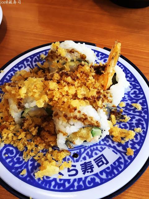 IMG 4085 - 【台中美食】來自日本的『藏壽司』讓你不只是單調的吃迴轉壽司,吃完還能玩遊戲喔! @迴轉壽司@日本連鎖@握壽司@日本道地