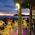 Menikmati Wisata Malam di Pantai Cenang Langkawi,  Malaysia