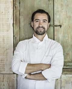 Pierre Augé Chef ancien Top Chef devenu grand