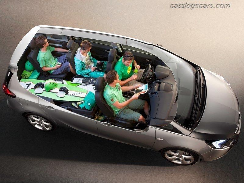 صور سيارة اوبل زافيرا تورير 2015 - اجمل خلفيات صور عربية اوبل زافيرا تورير 2015 - Opel Zafira Tourer Photos Opel-Zafira_Tourer_2012_800x600_wallpaper_20.jpg