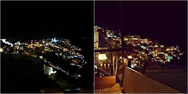 Oia, Santorini. Tango bar, Santorini