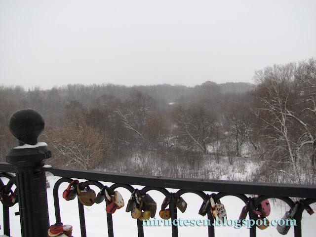 Рязань, река Трубеж