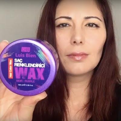 luis bien renkli wax