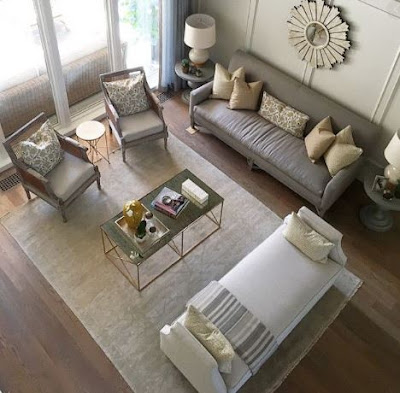 Living Room Design Anda Layout